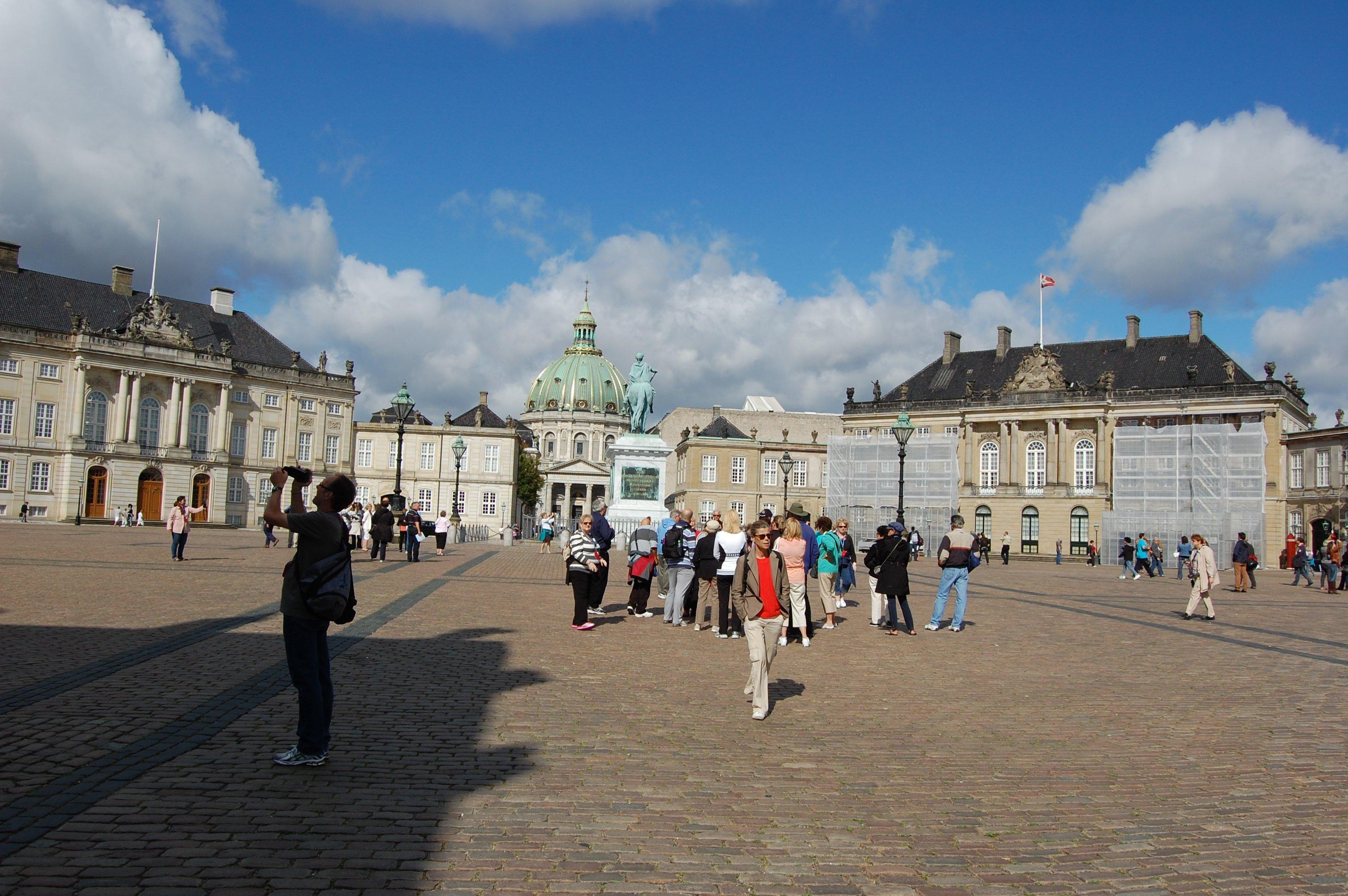 Amalienborg Splotspads