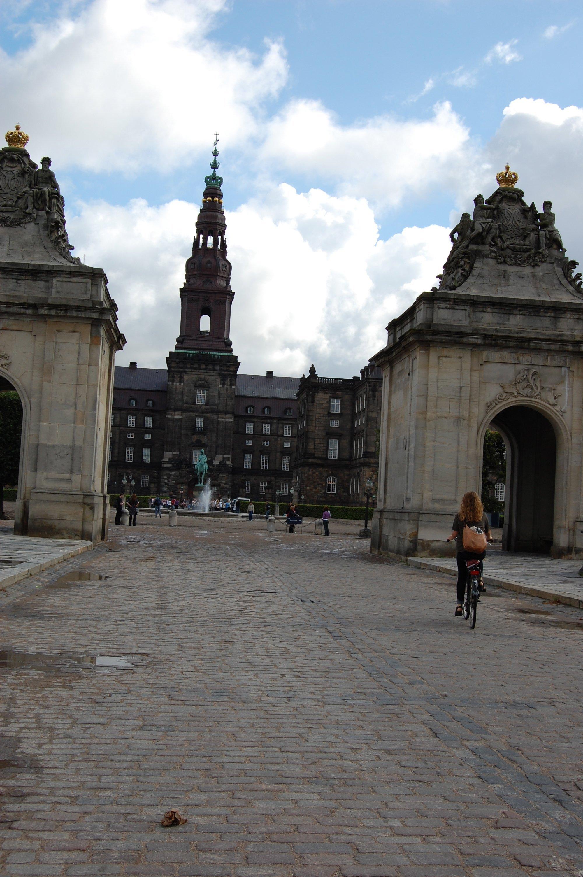 Christiansborg Palace 2