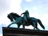Christiansborg Palace Statue 3