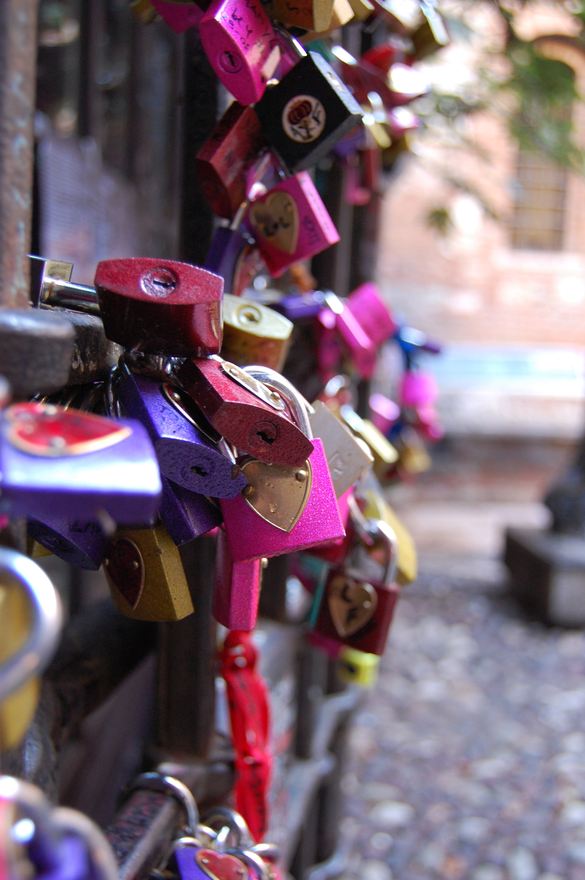 Locks of Love - Juliet's House