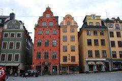 Stockholm and Tallinn
