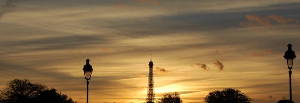 Little Miss Bri in Frankfurt and Paris (Pah-ree)